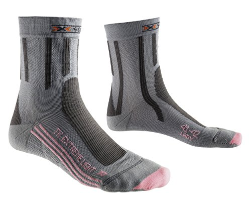 x-socks-trekking-extreme-light-chaussettes-femme-gris-rose-fr-l-taille-fabricant-39-40