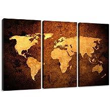 Suchergebnis auf f r weltkarte leinwand for Weltkarte leinwand ikea