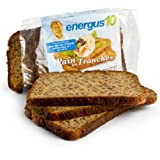 Energus 10 - Pain energus 10 hyperprotéiné Jean-Michel Cohen