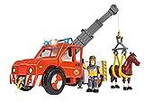 Simba 109258280 - Feuerwehrmann Sam Phoenix R...Vergleich