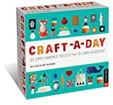 Craft-a-Day 2018 Day-to-Day Calendar