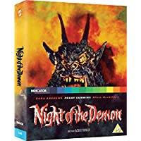 Night of the Demon - Limited Edition Blu Ray