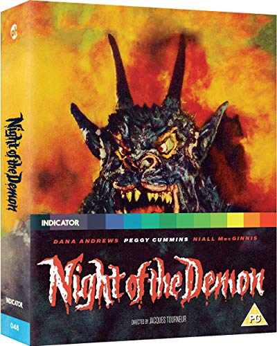 Night of the Demon - Limited Edition Blu Ray [Blu-ray]