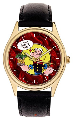 rare-grown-ups-size-42-mm-popeye-the-sailor-i-yam-what-i-yam-collectors-edition-wrist-watch-self-exp
