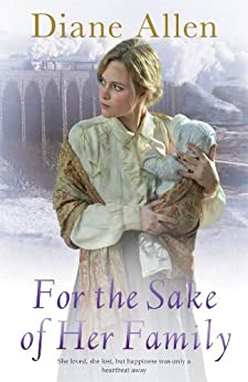 For The Sake of Her Family by [Allen, Diane]