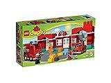 LEGO Duplo 10593 - Feuerwehr-Hauptquartier...Vergleich