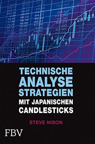 Technische Analysestrategien mit japanischen Candlesticks (German Edition)