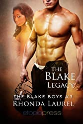 The Blake Legacy (The Blake Boys Book 3) (English Edition)