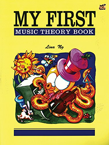 My First Music Theory Book (Made Easy Series) por Lina Ng