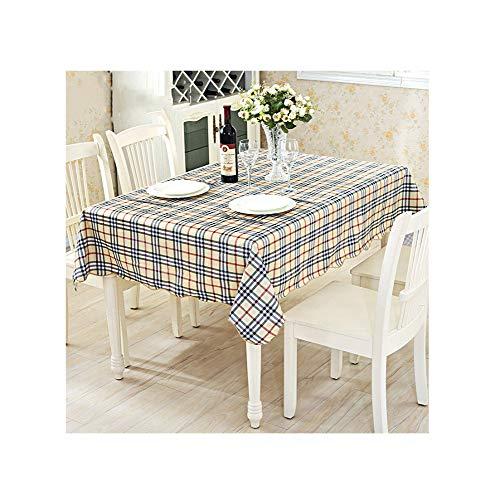 SBL Wasserdichte Und Ölbeständige Einweg-Tischdecke Aus PVC, Gartentischdecken-Tischdecke,...