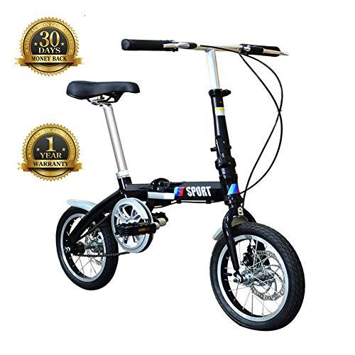 TBAN Faltrad, 14 Zoll, Haushaltswaren, Tragbares Fahrrad Aus Aluminiumlegierung, Kinderfahrrad Für Studenten, Exklusiv Für Sportbegeisterte
