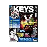 Keys 10 2013 mit DVD - Apple Logic Pro X - Software auf DVD - Personal Samples - Free Loops - Audiobeispiele