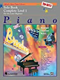 Alfred's Basic Piano Course Top Hits! Solo Book: Complete 1 (1a/1b) (Alfred's Basic Piano Library)