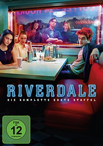 Riverdale: Die komplette 1. Staffel [DVD] - 5 Mad Dvd Tv-season