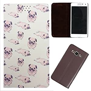 DooDa - For Google Nexus 4 PU Leather Designer Fashionable Fancy Flip Case Cover Pouch With Smooth Inner Velvet