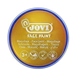Jovi - Face Paint, Estuche, 5 Botes, 20 ml, Color Oro (17738)