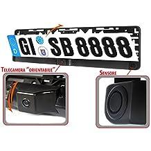 Sensore di parcheggio con telecamera for Dove si trova la camera dei deputati