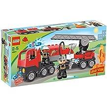 Suchergebnis Auf Amazonde Für Feuerwehr Lego Bauanleitung Lego