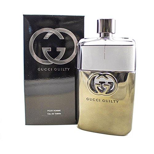 Gucci Guilty pour Homme / man, Eau de Toilette Spray, 150 ml (Gucci Parfum Für Den Mann)