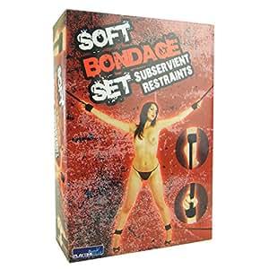 Aimer Set Bondage douce joie - Loving Joy Soft Bondage Set