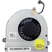 Laptop CPU ventilador de refrigeración para Dell Alienware M17X R3R4DC28000CMF0DFS531205HC0T fc7u 0X VXVH XVXVH