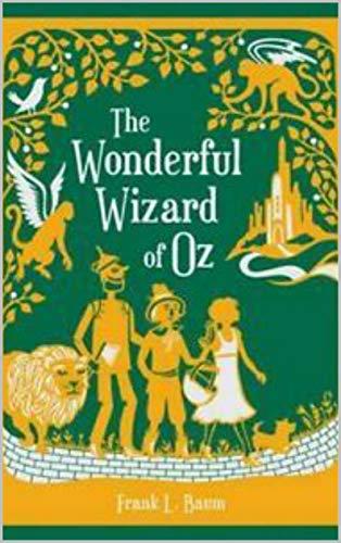 The Wonderful Wizard of Oz (English Edition)