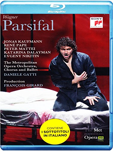 Wagner: Parsifal [DVD] [2014]