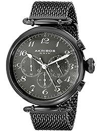 Akribos AK627BK - Reloj para hombres
