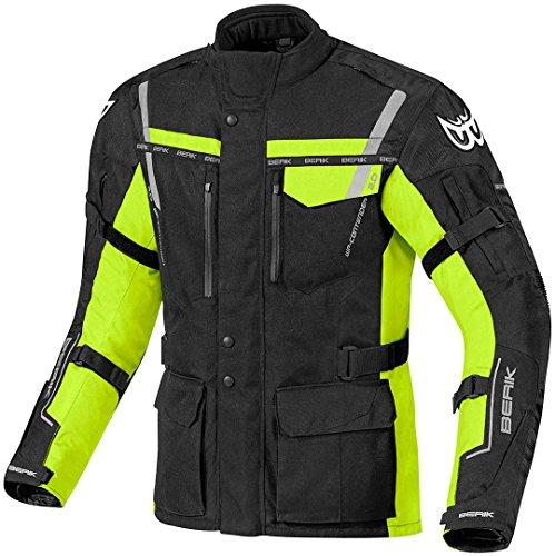 Berik Torino impermeabile giacca in tessuto