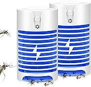 مصباح كهربائي طارد وقاتل البعوض باضواء ذات اشعة فوق بنفسجية وفوق صوتية يوصل بالاماكن الداخلية بدون الحاجة الى