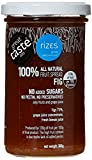 Rizes Greek Delicatessen 100% Fruit Spread Fig, 300 g, Pack of 2 - NO added sugar,NO added pectin, NO artificial colours or aromas, NO preservatives
