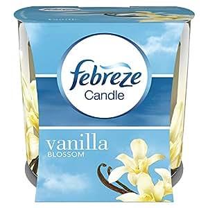 Febreze Duftkerze Vanille, 2er Pack (2 x 1 Stück)