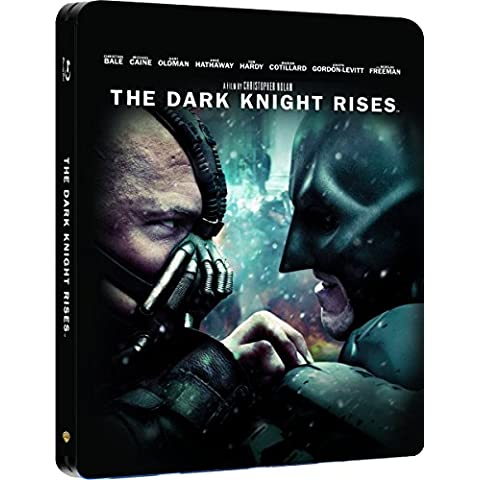 El Caballero Oscuro: La Leyenda Renace - Edición Metálica