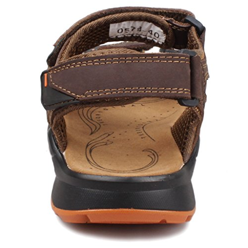 Fangsto  Sports Sandals, Bride de cheville garçon homme Marron