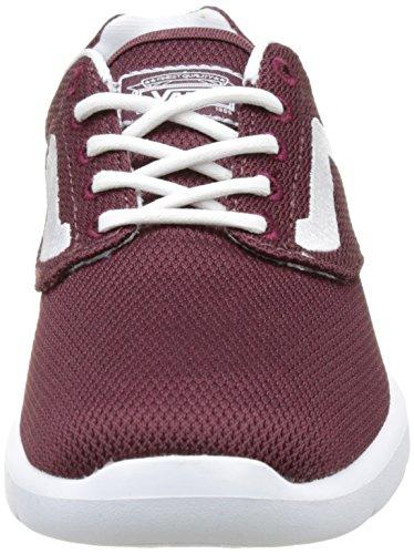 Vans Unisex Erwachsene Ua Iso 1.5 Sneakers Rot (Mesh)