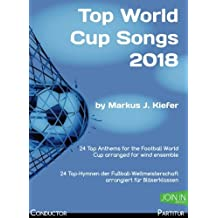 Top World Cup Songs 2018: Conductor / Partitur