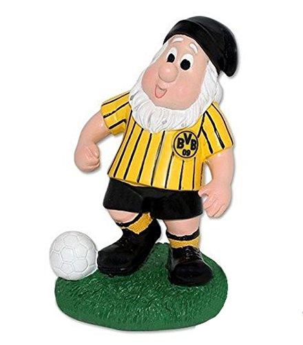 BVB Borussia Dortmund Gartenzwerg Stürmer 15 cm