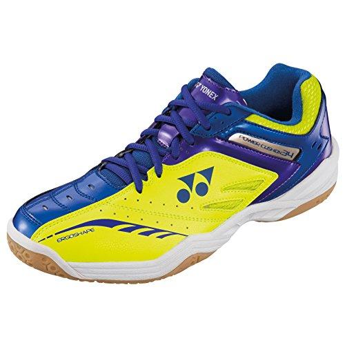 YONEX di cuscino 34Scarpe da Badminton Giallo/blu