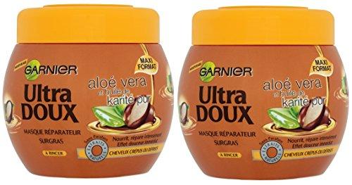 garnier-ultra-doux-aloe-vera-et-huile-de-karite-pur-masque-cheveux-tres-secs-ou-frises-lot-de-2