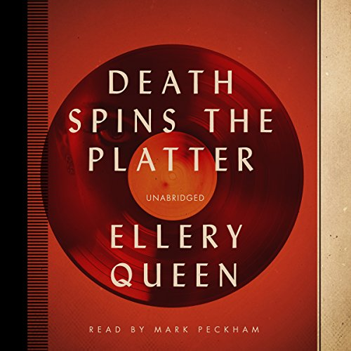 Death Spins the Platter  Audiolibri