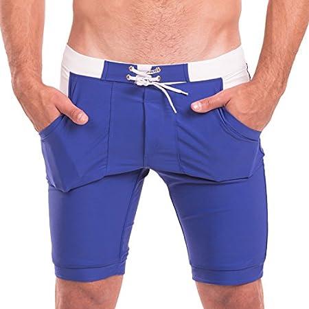 Taddlee - Short de bain - Homme bleu