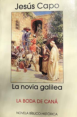 La novia galilea: La boda de Caná (Evangelio (novelado) nº 9) por Jesús Capo