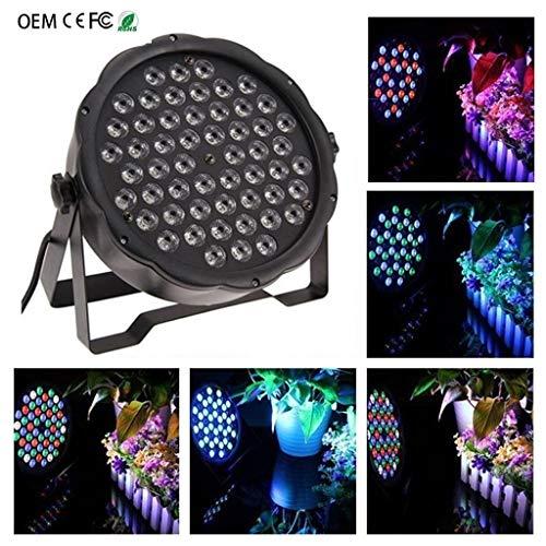 Disco kugel, LED-Leuchten 54 Unterstützen DMX512 For Ktv Bar Bühne Lichter Hochzeit Festsaal Fernlicht stage disco F1 -