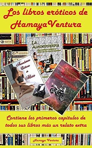 Los libros eróticos de Hamaya Ventura por Hamaya Ventura