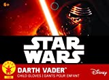 Rubie's Official Disney Star Wars Darth Vader Gauntlets Child One Size