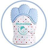 Best Teething Gels - MumsDoor Baby Teething Mitten Baby Glove - Pain Review