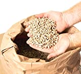 Jumbogras® Einstreu-Pellets aus Miscanthus|Elefantengras als Groß-Tier & Pferdeeinstreu, statt Stroh u. Sägespäne, für saubere Boxen|Stall|Paddock 25 kg