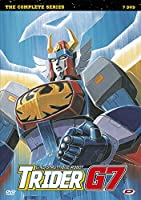 L' Indistruttibile Robot Trider G7 - The Complete Series (Eps 01-50) (7 Dvd)