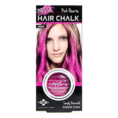 Splat Hearts Haarkreide (Pink)