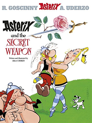 Asterix and the Secret Weapon: Album 29